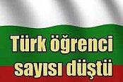 Bulgaristan'da Türk öğrenci sayısı düştü