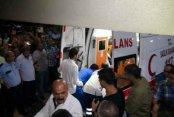Elazığ'da trafik polislerine kalleş pusu