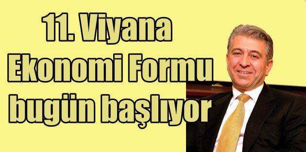 Viyana Ekonomi Forumu...