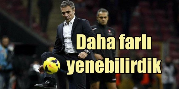 Yanal, 'Galatasaray'ı...