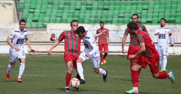 Yeni Diyarbakırspor-Eyüpspor : 1-1