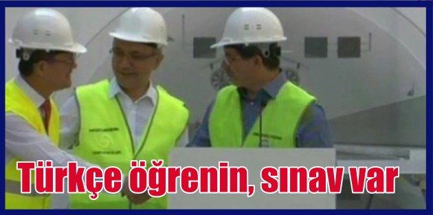 Yiğitlik 3 dil bilmek değil, Türkçe öğretmektir!