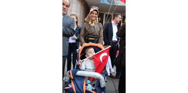 Zonguldak'ta Cumhuriyet Bayramı Kutlandı
