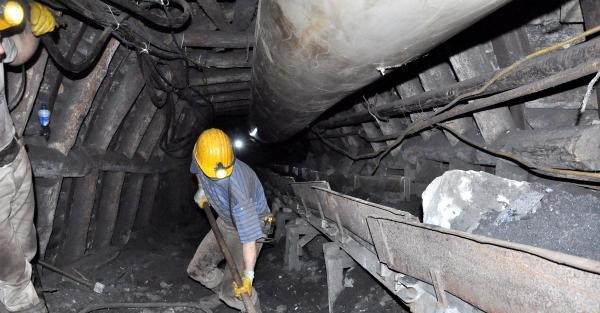 Zonguldak'ta Denizin Altında Kömür Üretiliyor
