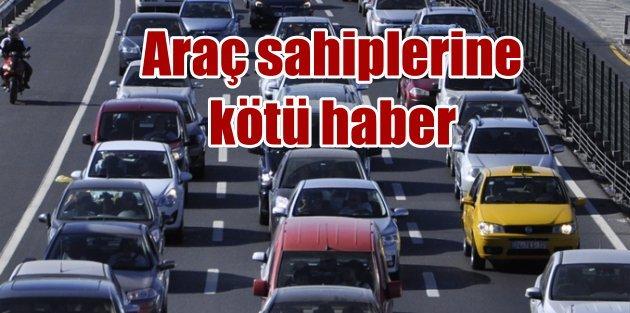 Zorunlu trafik sigortasına zam geliyor