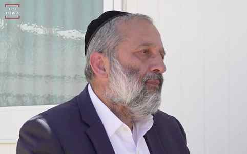 Description: God is telling us something': Deri says 70% of Israel's virus cases are  Haredim | The Times of Israel