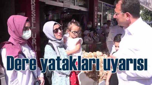 İmamoğlu | İstanbul'da yüzbinlerce kişi dere yataklarında yaşıyor
