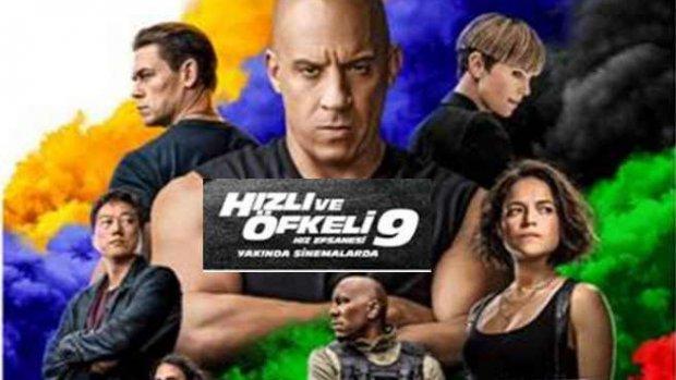 Hızlı ve Öfkeli 9 18 Haziran'da sinemalarda
