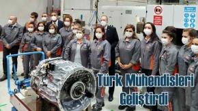 Ford Otosan'dan Türkiye'nin İlk ve Tek Yerli Şanzımanı