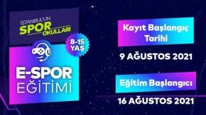 Türkiyenin İlk Online Espor Eğitimi Veren Kurumu Spor İstanbul