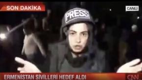 CNNTürk Muhabiri | Küçücük bir bebek çıktı, cansız bedenine dokundum