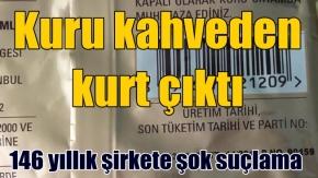 Kurukahveci Mehmet Efendi#039;nin kahvelerinden kurt çıktı iddiası