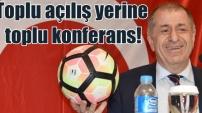 Ümit Özdağ Konya'da Toplu açılış yaptı